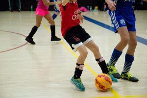 Futsal vs Soccer