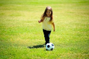 What Soccer ball for my 5 year old?