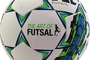 The Futsal Ball; What Size do I buy?