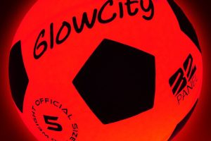 2020 Glow in Dark soccer ball