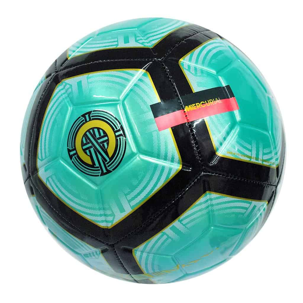 The Nike Strike CR7 Soccer Ball